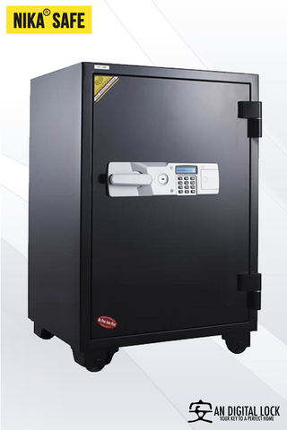 Nika T880 Fire Resistance Security Safe