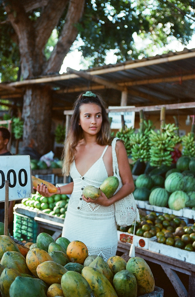 Meet Frances Elliot, a Bali Princess.