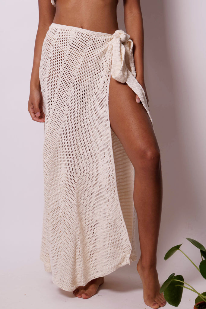 Cecile Skirt Coconut