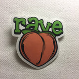 Sticker Pack - Rave Booty!