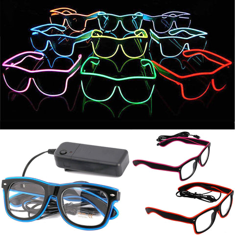 Light Up Sunglasses - A Must Have for Any Night Event!