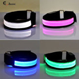 Outdoor LED Armband - Cycling, Running, Dog-Walking - Be Seen!