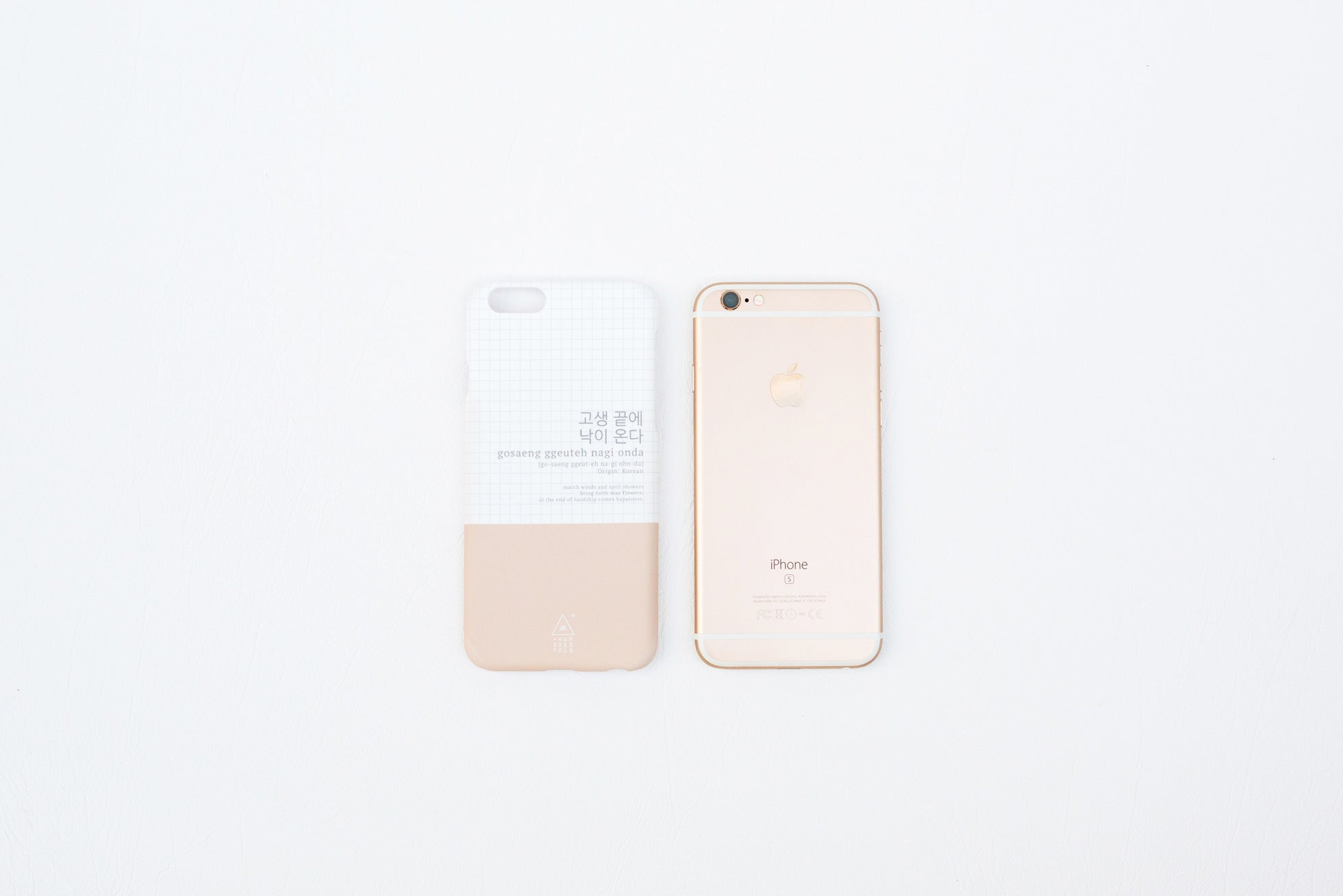 iPhone 6 & 6s Case - Korean