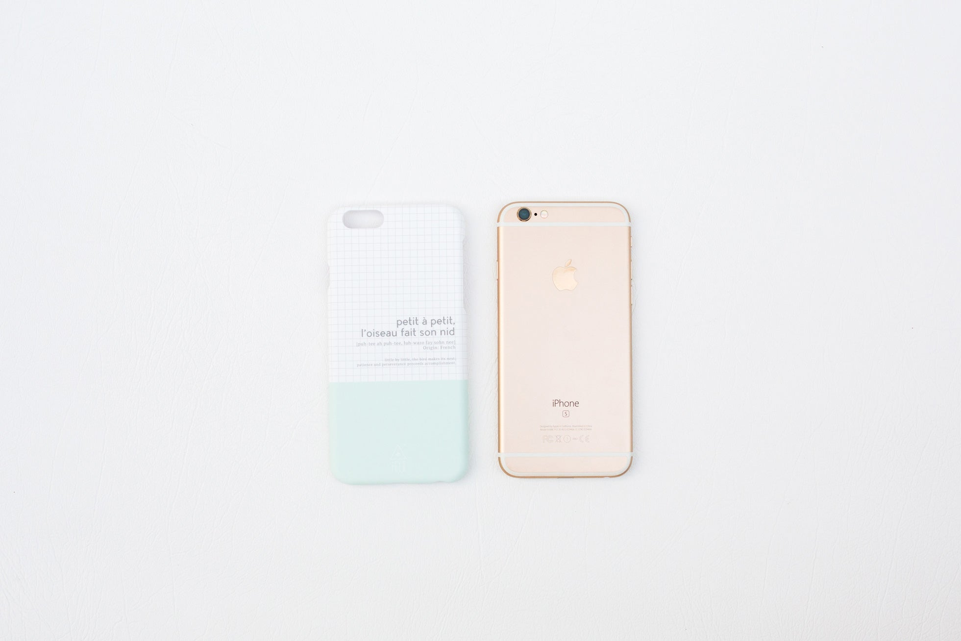 iPhone 6 & 6s Case - French