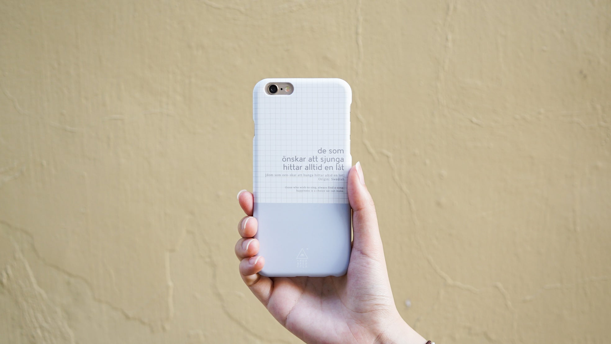 iPhone 6 & 6s Case - Swedish