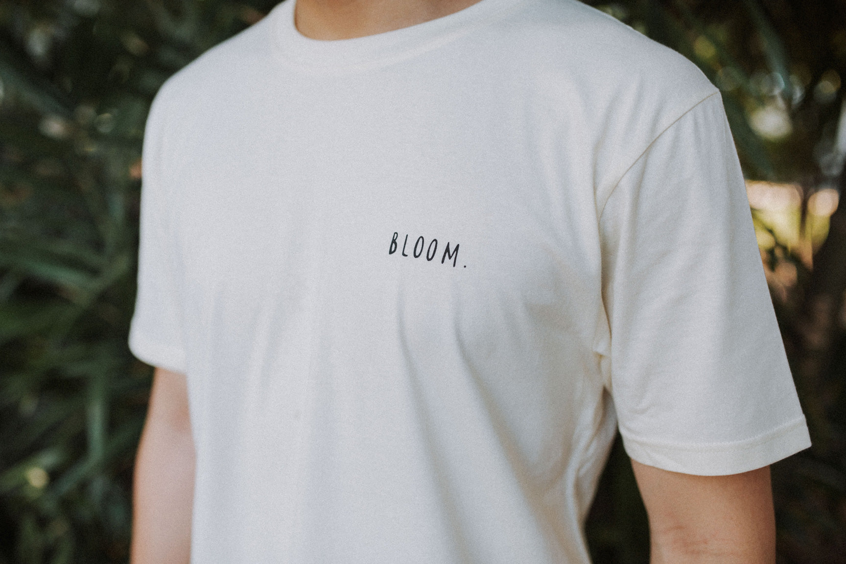 BLOOM; ITS YOUR TIME T-SHIRT