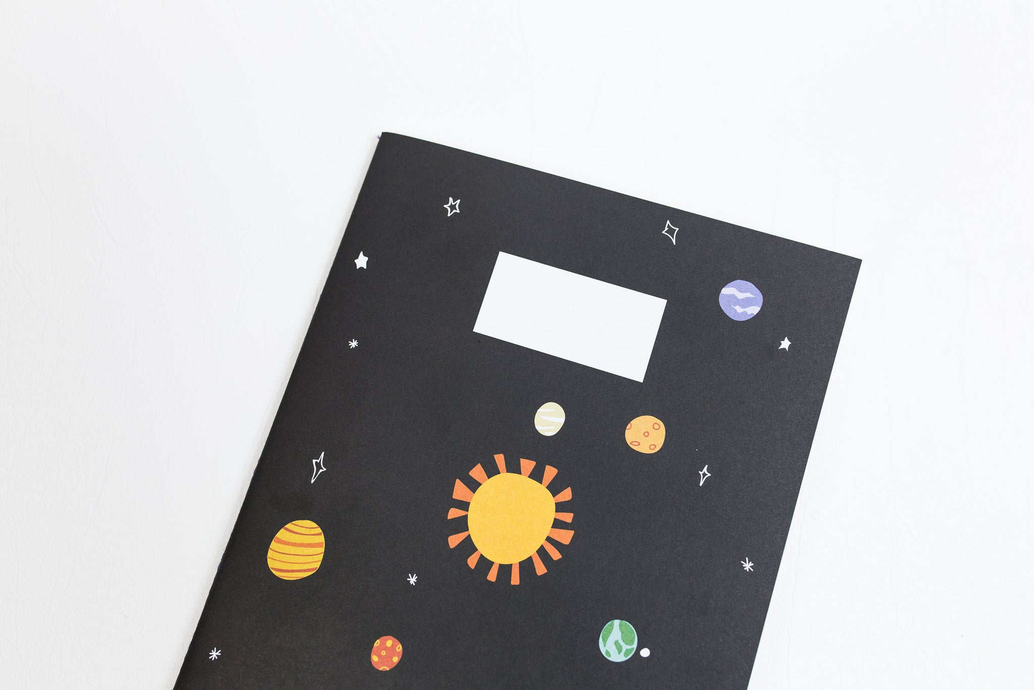 A5 Notebooks - Exploring Space