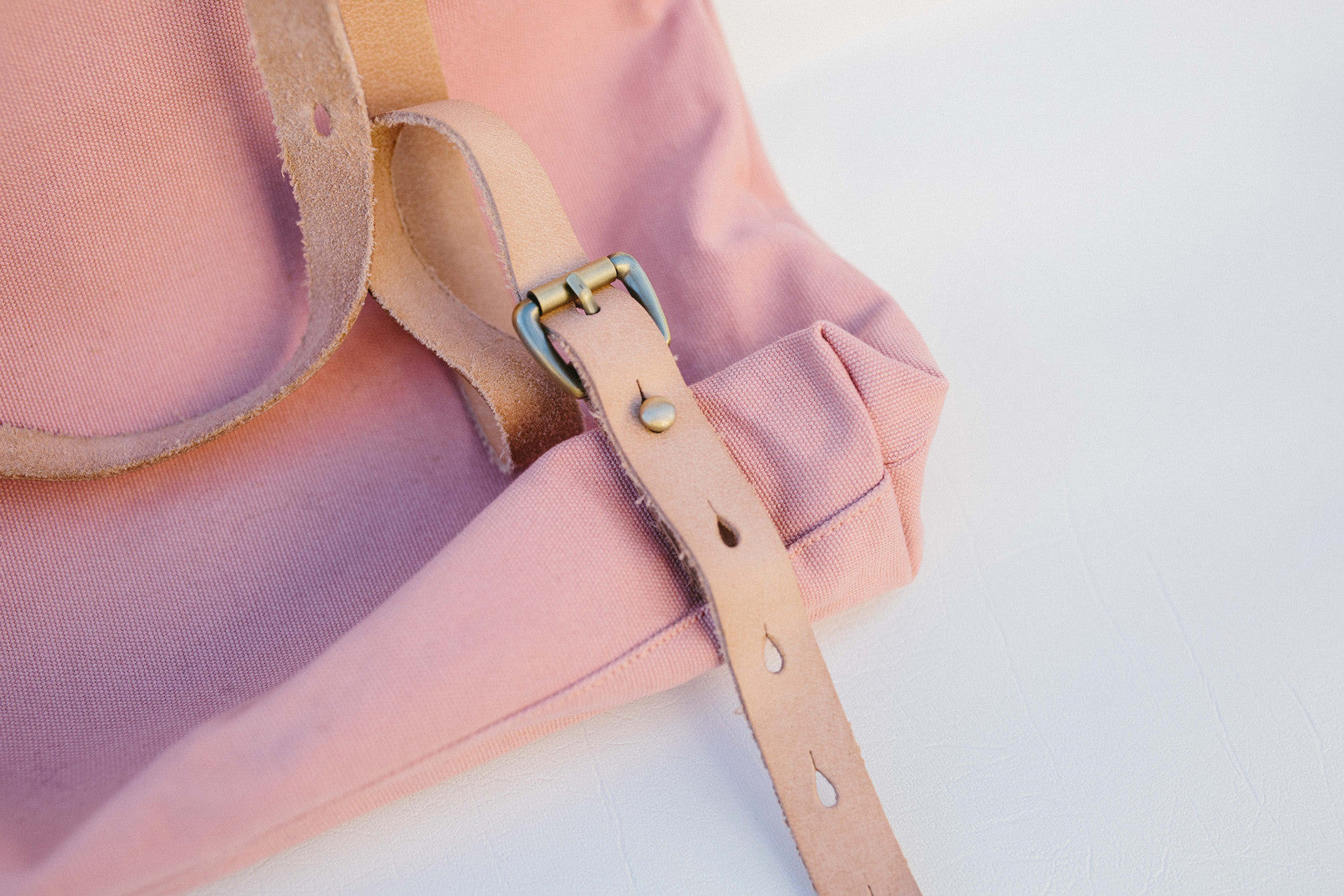 Traveller Basic Backpack: Pink Lemonade