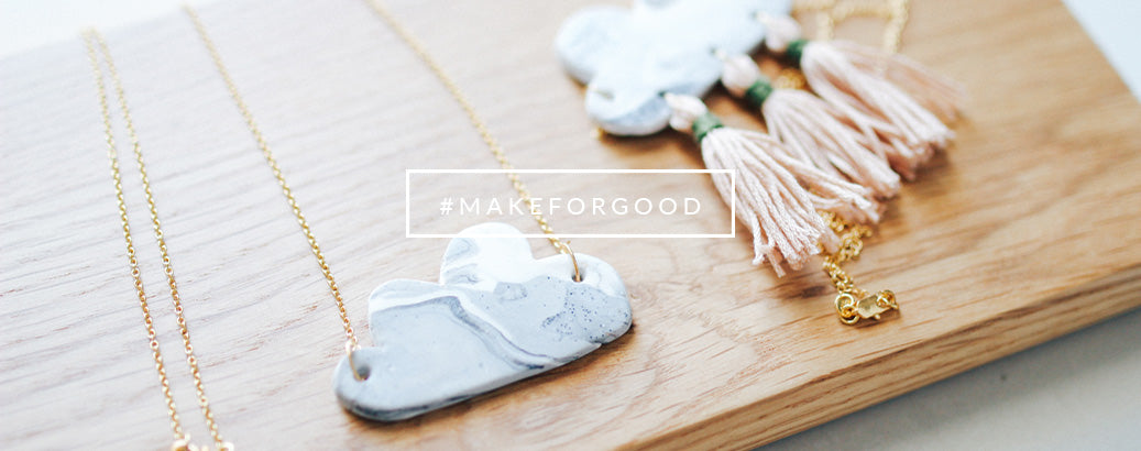 #makeforgood