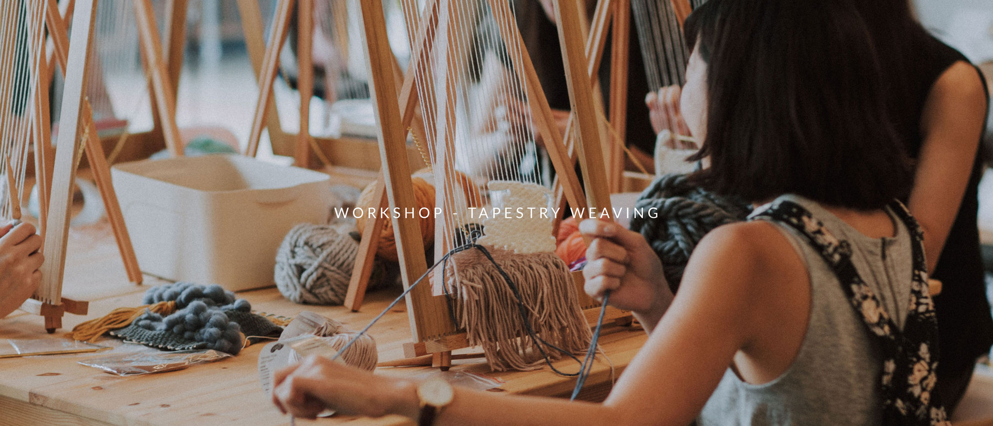 Workshop: Tapestry Weaving