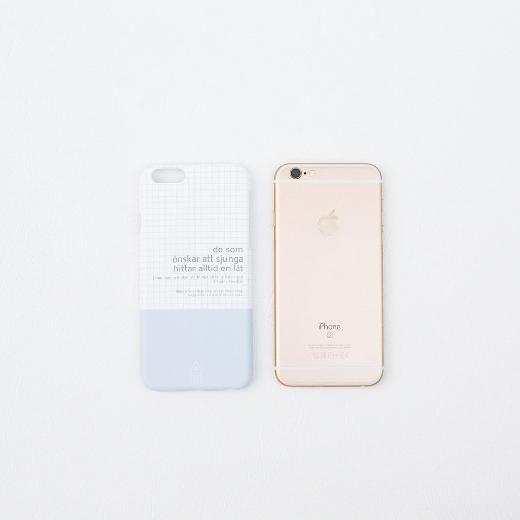 Proverbs Phone Case (Swedish) - iPhone 7+
