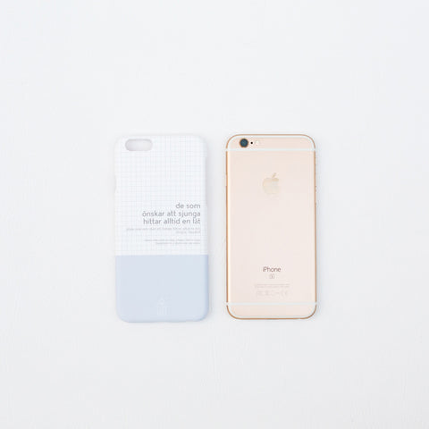 Proverbs Phone Case (Swedish) - iPhone 6 & 6s