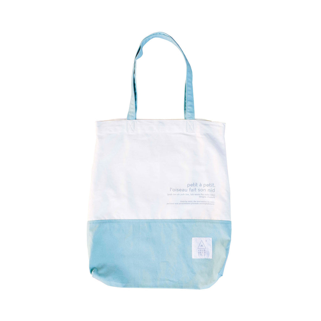 Proverbs Tote Bag (French)