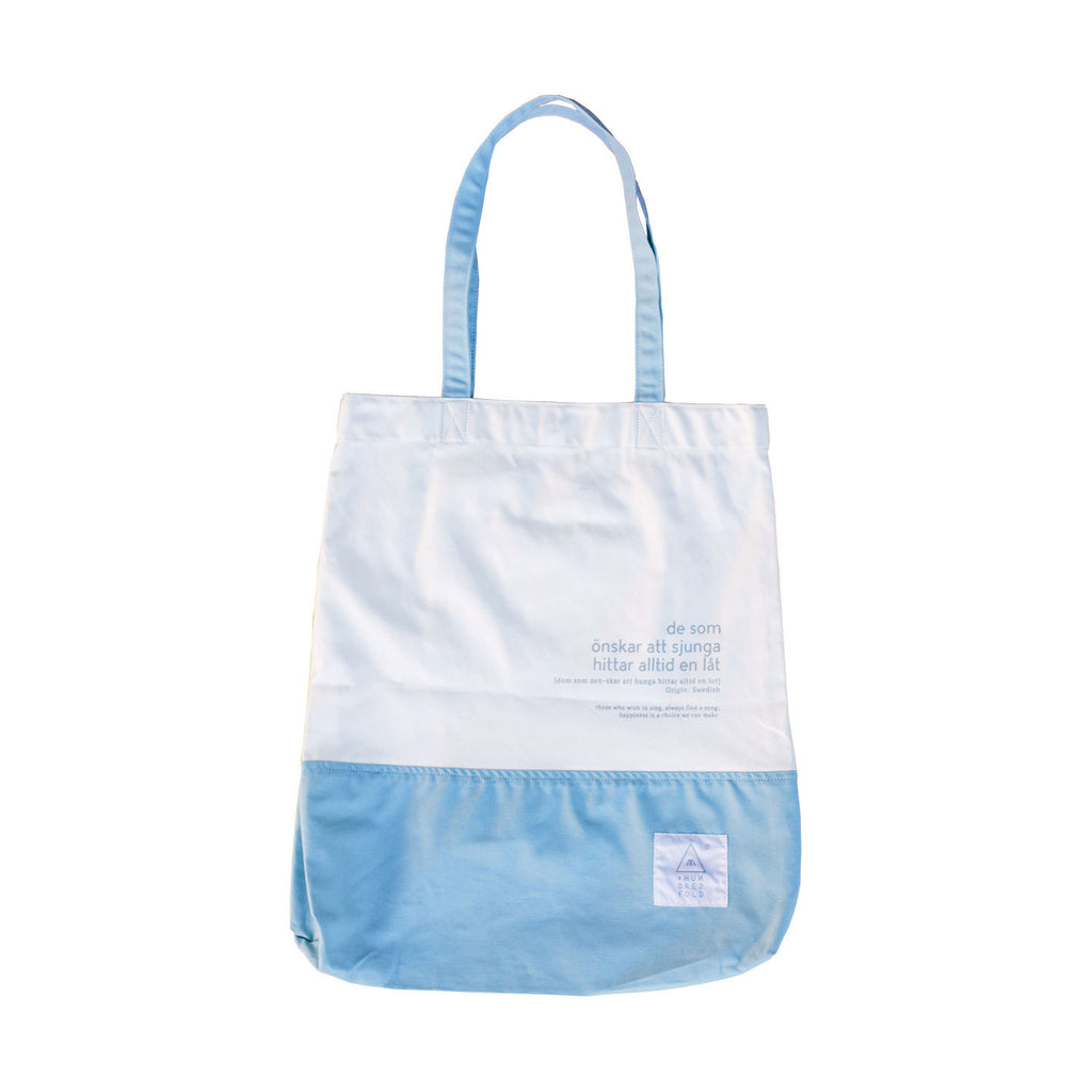 Proverbs Tote Bag (Swedish)