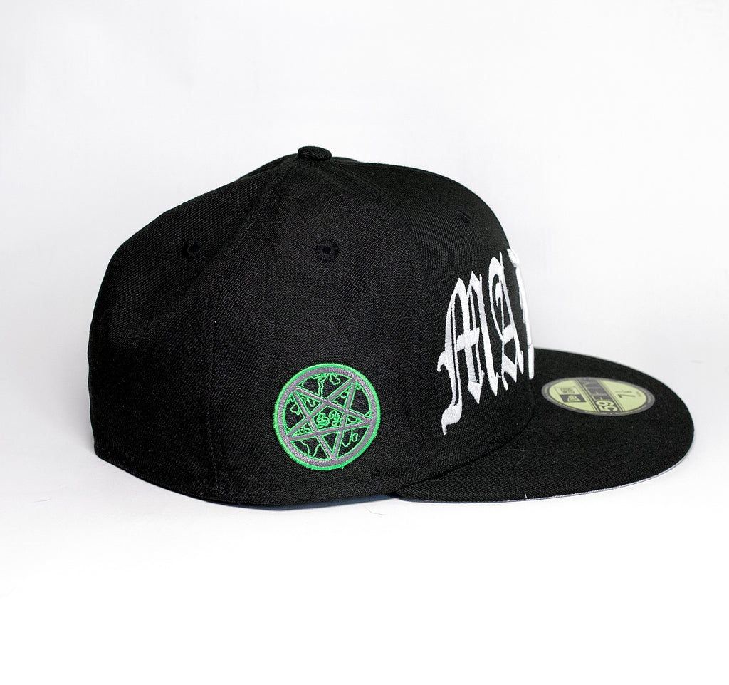 Stolen Youth x MADE 59FIFTY New Era Cap - Black