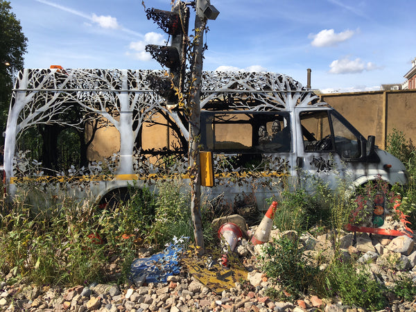 'Delays Expected' (2021) at RHS Chelsea 2021