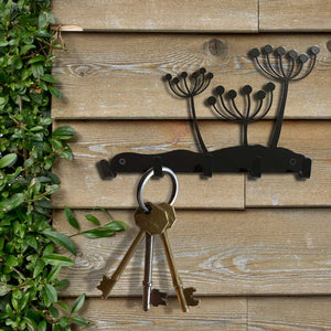 Key Hooks - Cow parsley, wild chervil, or keck