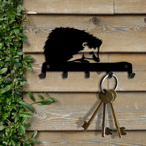 Key Hooks - Hedgehog