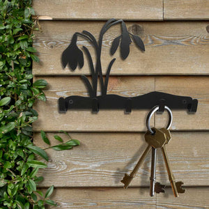 Key Hooks - Snowdrop or Galanthus
