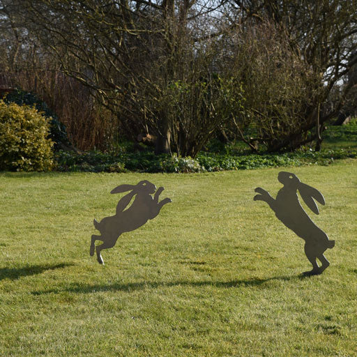 Boxing Hare - Left