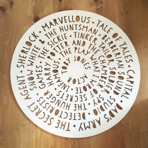 Table Art - John Clare - Summer Poem