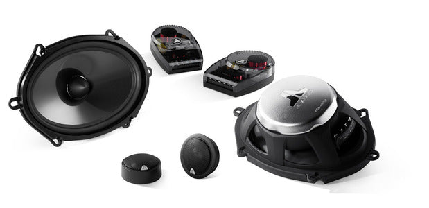 JL AUDIO C3-570: 5x7 / 6x8-inch Convertible Component/Coaxial Speaker System