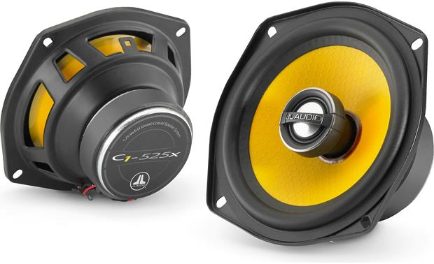 JL Audio C1-525x: 5.25-inch Coaxial Speaker System