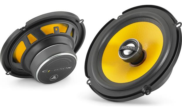 JL Audio C1-650x: 6.5-inch Coaxial Speaker System