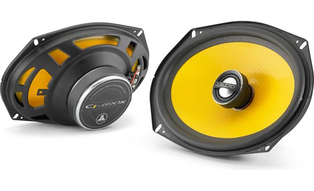 JL AUDIO C1-690x: 6x9-inch Coaxial Speaker System