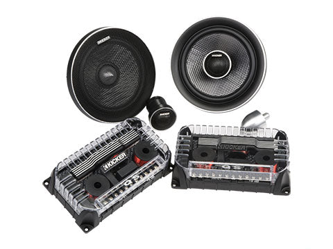 QSS65: 6.5-inch 2-Way Component Speaker System
