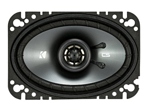 CSC46: 4x6-inch Coaxial Speaker System