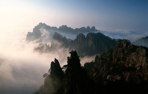 Mount Emei - China