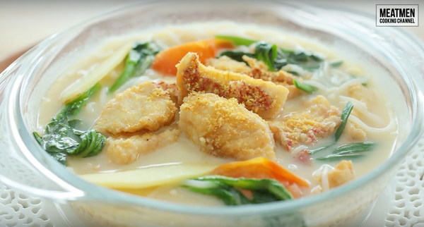 XO White Bee Hoon Fish Soup – XO鱼片米粉