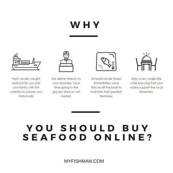 Top 8 Reasons Why You Should Buy Seafood Online