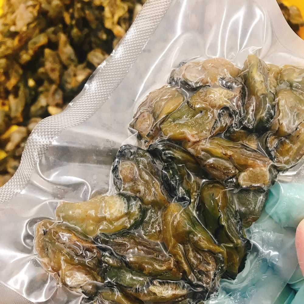 Dried Mussels 蚝士