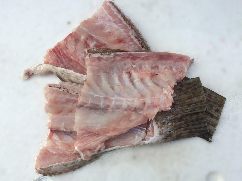 Mixed Fish Bones - 煲汤鱼骨 ( 1kg)