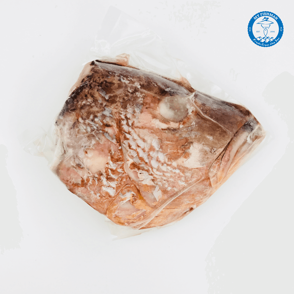 Wild Snapper Fish Head 2kg