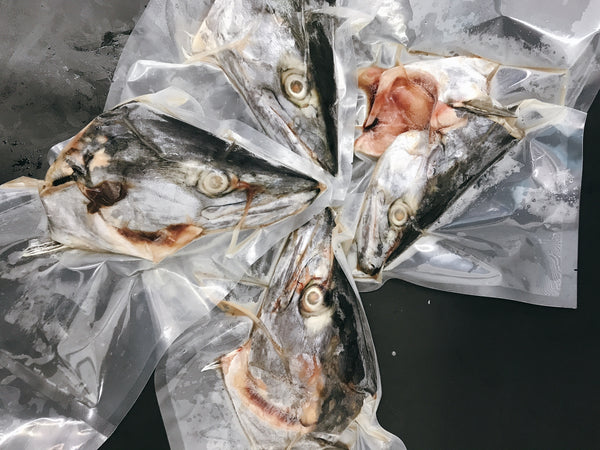 Mackerel Fish Head (1kg)