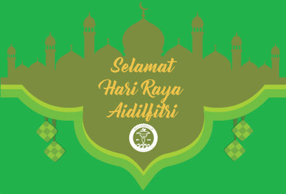 Customized Greeting Card - Raya