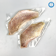 Wild Catch Snapper Skin-on Fillet (400g)