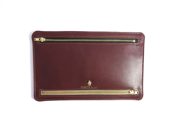Globehopper Wallet - Mr. Rabbit - PEDRO'S BLUFF - New Zealand Leather Bags & Accessories