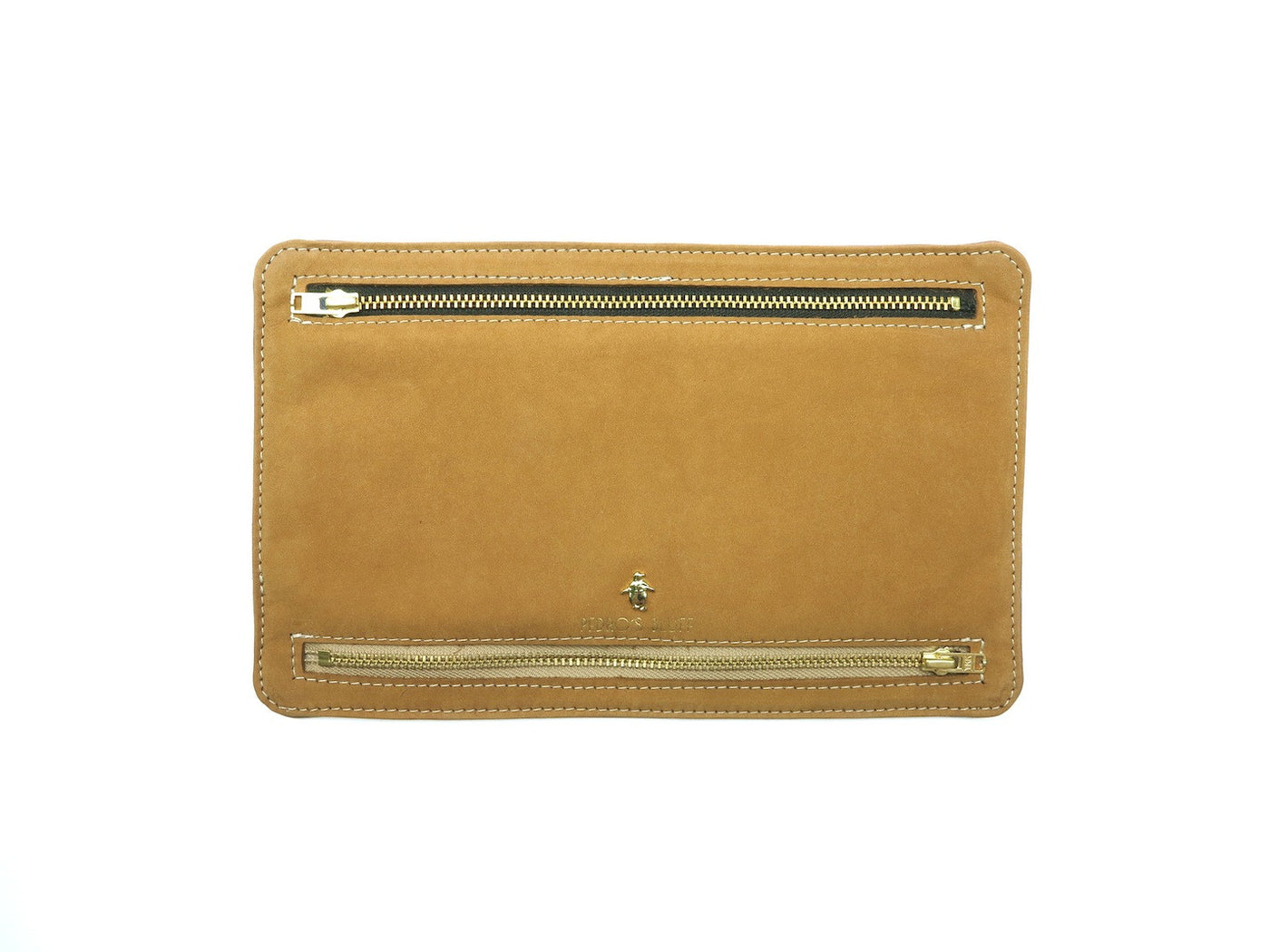 Globehopper Wallet - Oh Honey - PEDRO'S BLUFF - New Zealand Leather Bags & Accessories