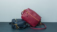 Peregrine Crossbody Bag - Burgundy - PEDRO'S BLUFF - New Zealand Leather Bags & Accessories