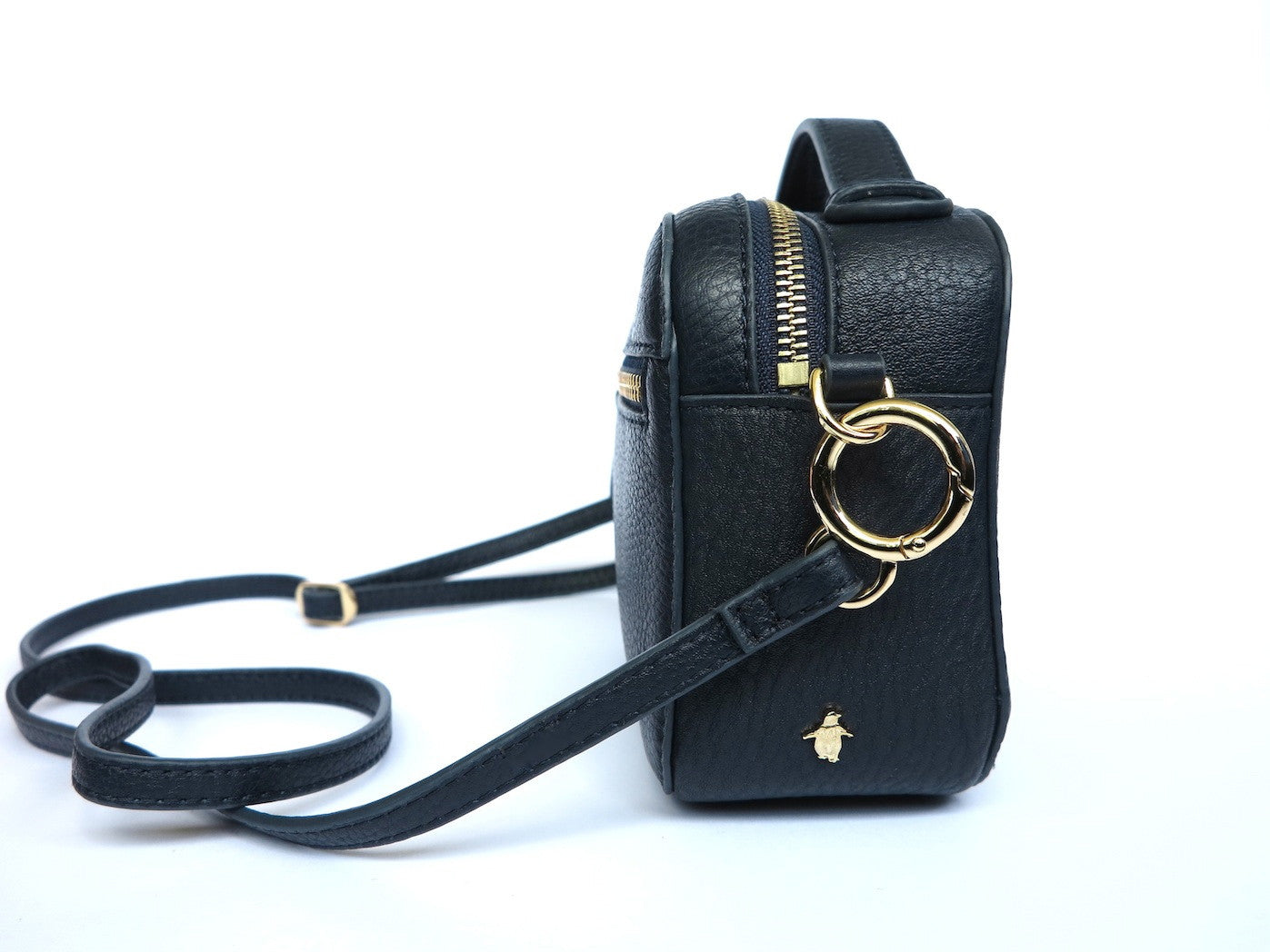 Peregrine Crossbody Bag - Midnight Blue - PEDRO'S BLUFF - New Zealand Leather Bags & Accessories