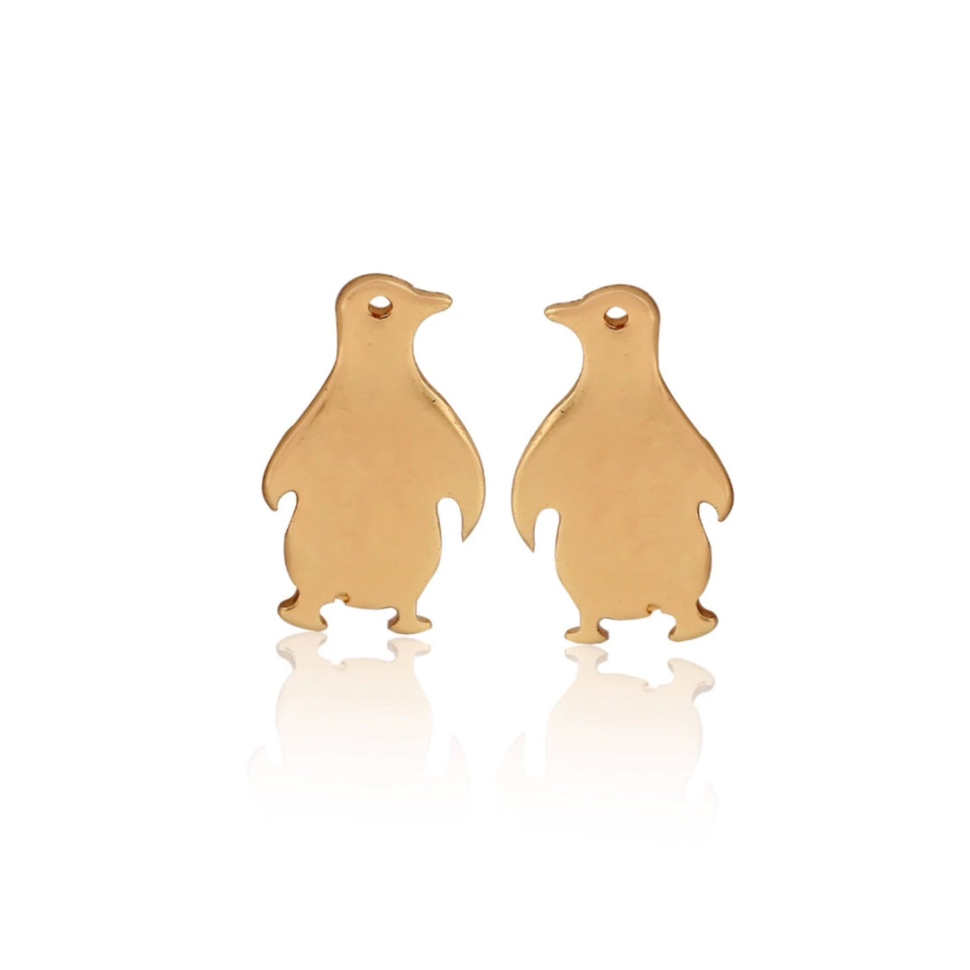 Pedro Stud Earrings - Gold