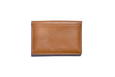 Envelope Cardholder - Tan - PEDRO'S BLUFF - New Zealand Leather Bags & Accessories