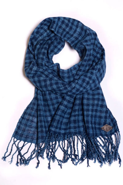 Indigo People HIRO Scarf