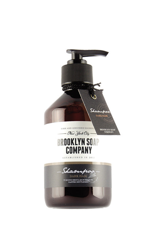Brooklyn Soap Shampoo Dark
