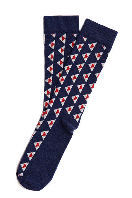 American Trench Edo Collection - Triangles and Chevrons