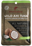 Tuna in Coconut Oil in a Pouch